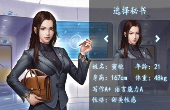 极品秘书游戏截图
