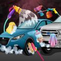 清洁洗车游戏和维修