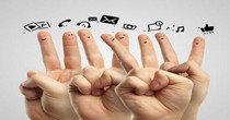 趣味手指游戲分享