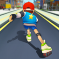 轮滑少年3D