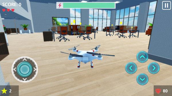 遙控飛機模擬器截圖