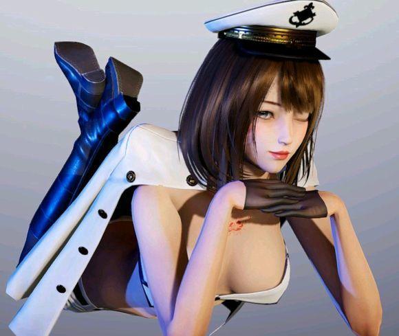 AI少女全职主妇捏脸数据包