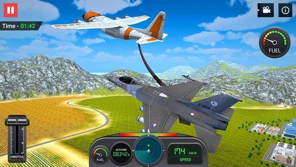 飞行模拟器2019破解版游戏截图