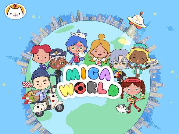 米加小镇世界修改版
