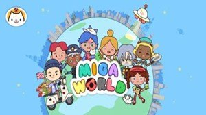 米加小镇世界多版本手游合集