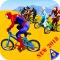 威漫英雄自行车