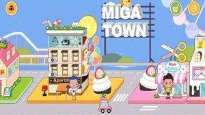 米加小镇系列手游大全