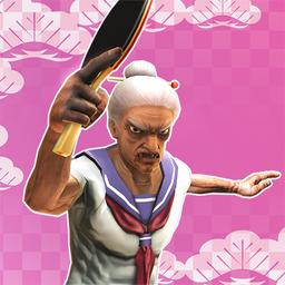 婆婆學園乒乓球部