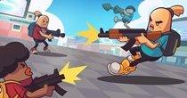 非常酷炫的卡通射擊游戲