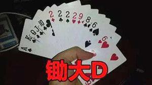 锄大D玩法棋牌游戏大全