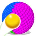 油漆球3D