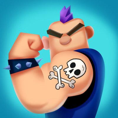 我纹身贼6