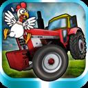 拖拉机农场作业