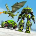 致命飞龙机器人