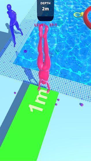 3D花式跳水