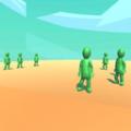 人類奔跑3D2020