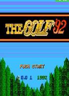 高尔夫球92