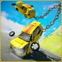 汽车相撞模拟器