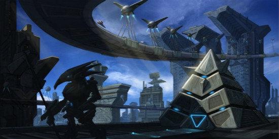 科幻类大型单机游戏推荐