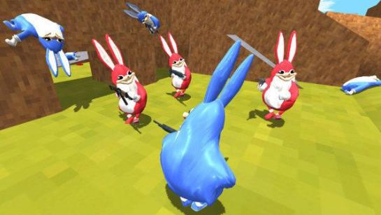 食人兔大乱斗