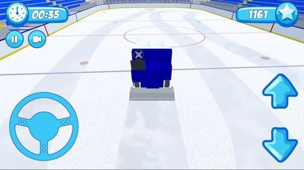 洁冰车驾驶模拟器