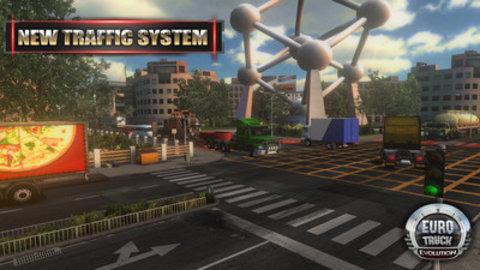 渡口卡车司机模拟器截图