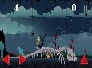 僵尸世界无休止的奔跑游戏截图