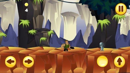 丛林中的英雄无限金币版
