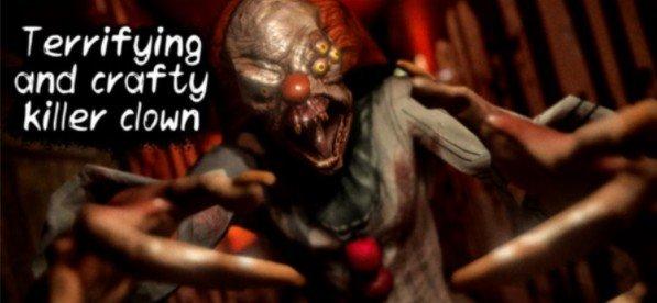 噩梦小丑追杀我