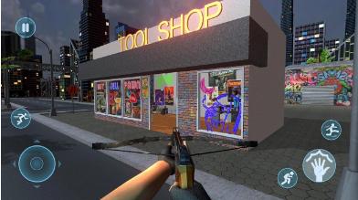 抢银行模拟器