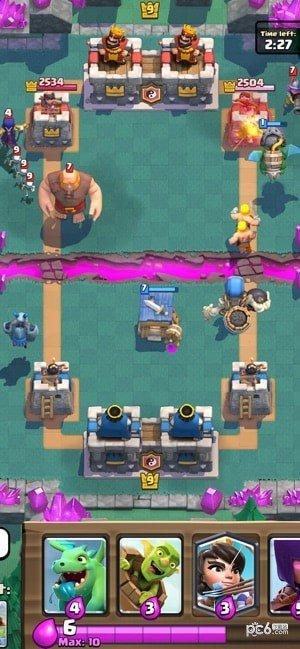 皇室战争游戏截图