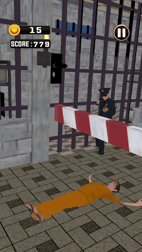 大监狱逃生赛跑者