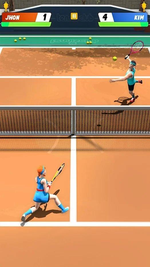 世界网球Online2019截图