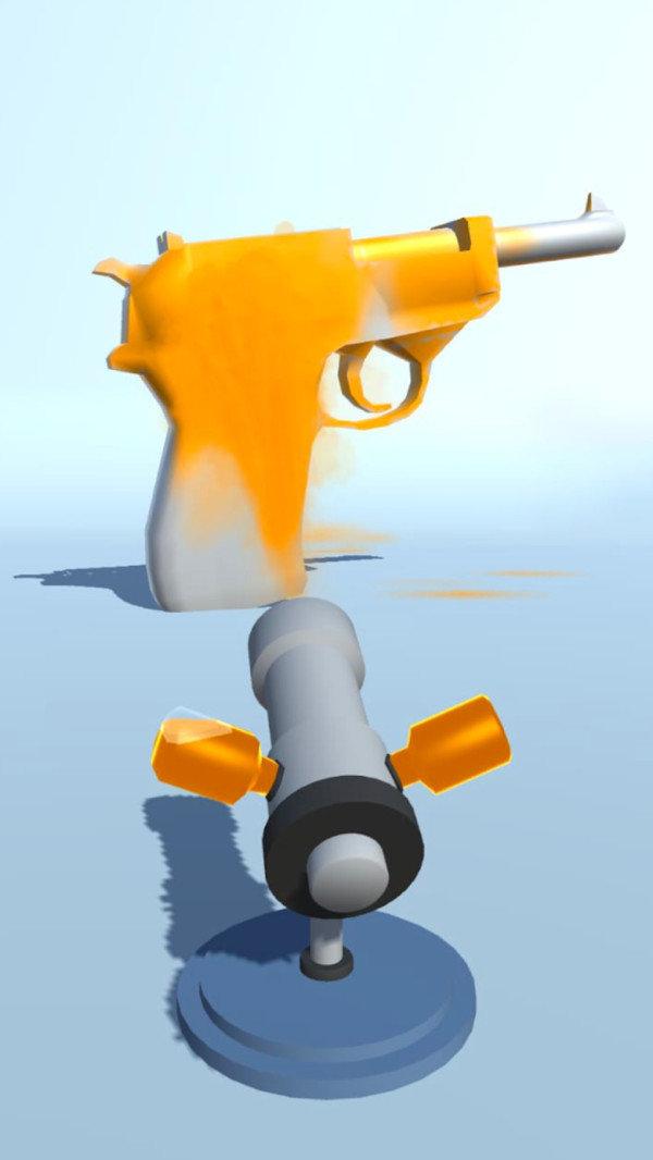 疯狂喷漆枪