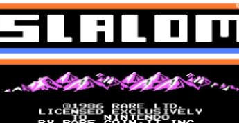 滑雪FC版