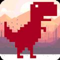 恐龙跳一跳