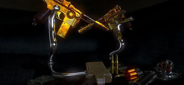 求生之路2黃金毛瑟手槍mod