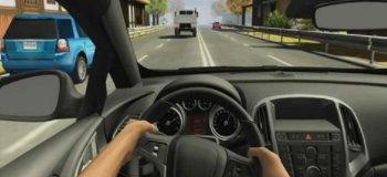 模拟开车的游戏