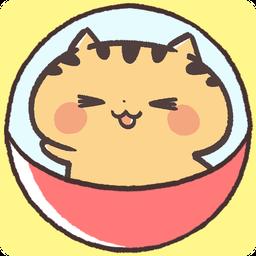 猫猫贴纸扭蛋