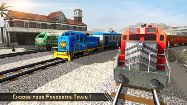 印度列车模拟器