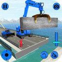 桥梁建设起重机模拟器