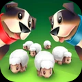 牧羊狗和小綿羊
