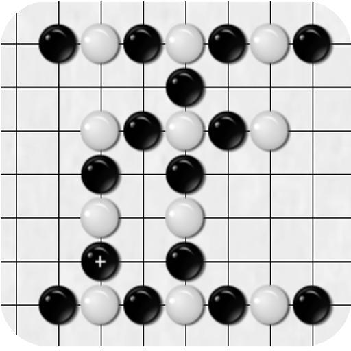 山水画五子棋