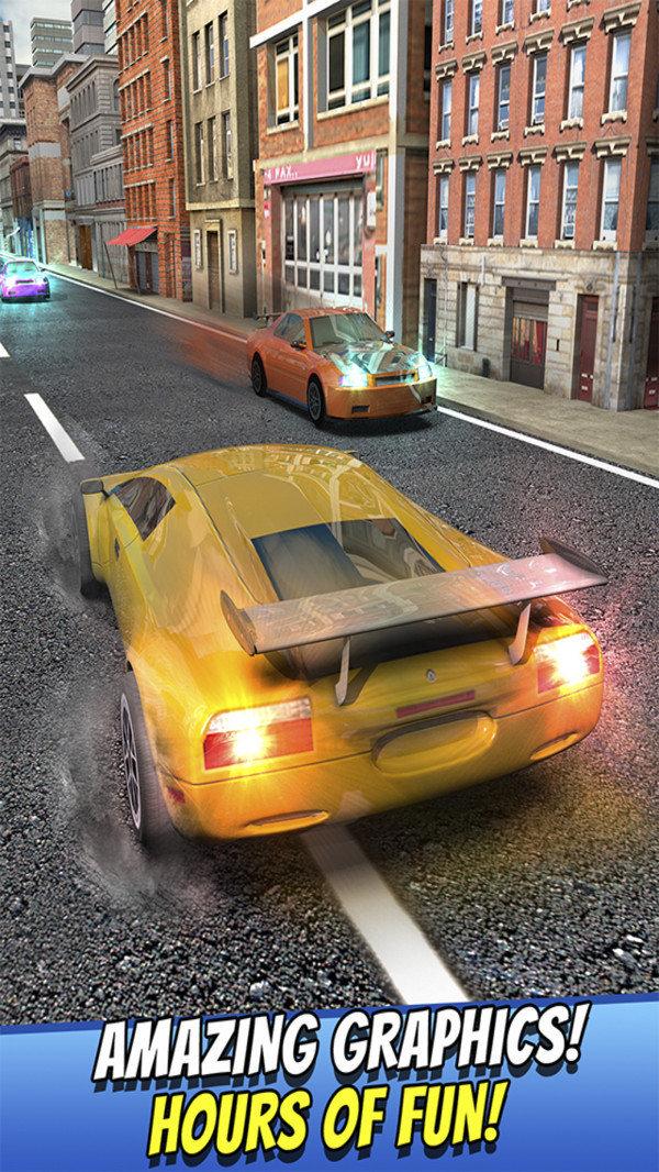 狂野飆車模擬器