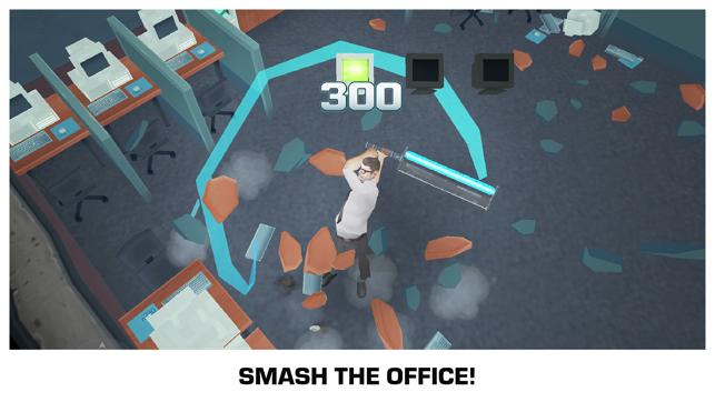 粉碎办公室破解版
