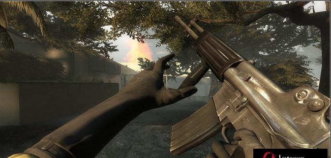 求生之路2DR200步槍mod