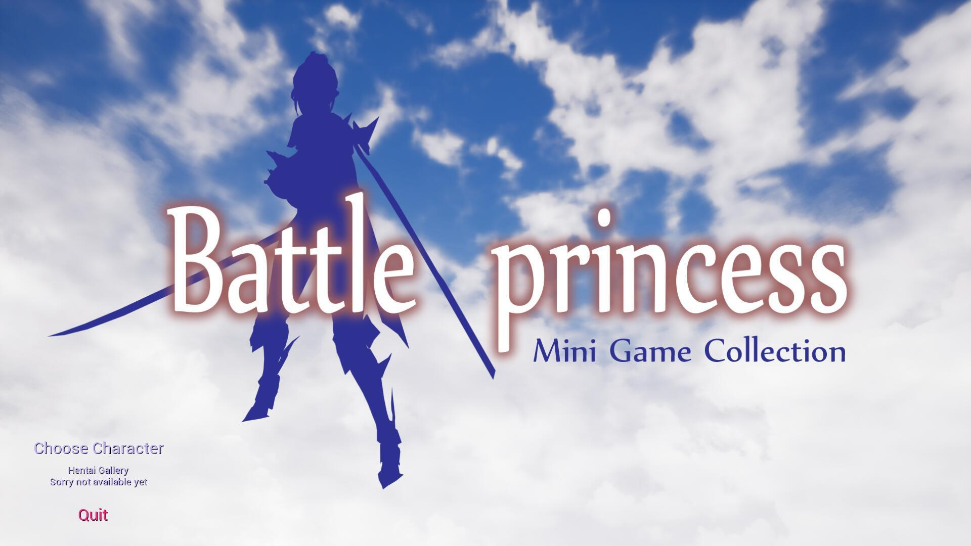 战争公主battleprincess