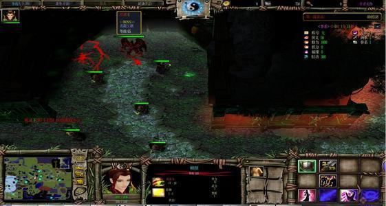 弹丸传说2神起魔灭魔兽地图