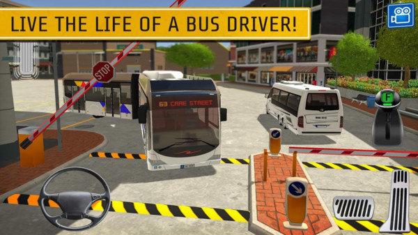 城市公交车模拟器2020