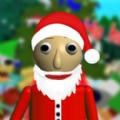 圣诞节的巴迪老师